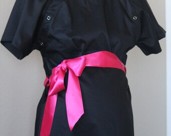 Maternity Hospital Gown, Delivery Gown, Maternity Hospital Gowns, Black Labor And Delivery Gown,Delivery Gown-Maternity Delivery Gown