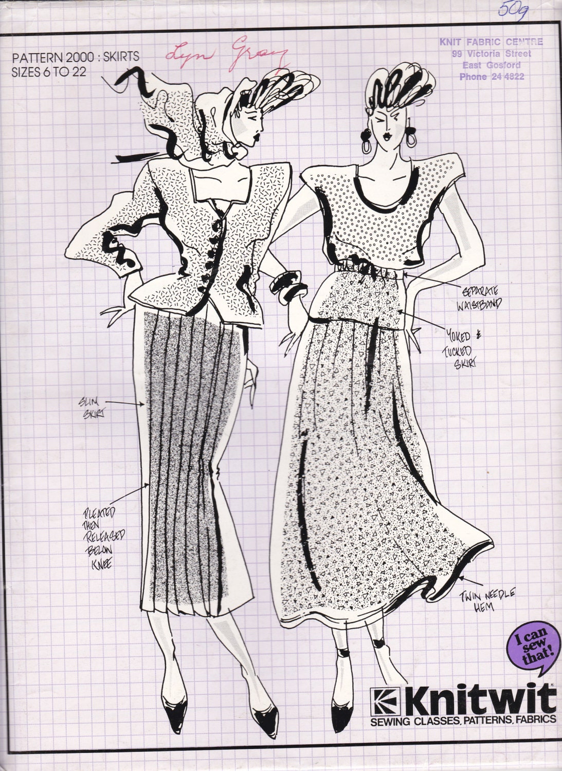 Outstanding Knitwit Sewing Patterns Component - Blanket Knitting ...