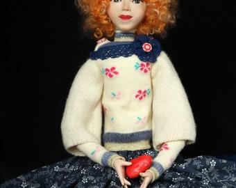 author's boudoir doll Zhenya
