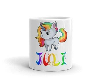 Juli Unicorn Mug
