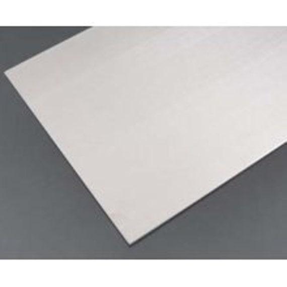 """2 Sheet 16G 3003 Aluminum Sheet - Unfinished - 16 gauge (Heavy Weight) - 6"""" x 12"""" - Hard Temper"""