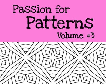 15 Patterns Coloring Pages  (#3)