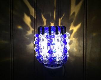 Dark Sapphire Night Lights