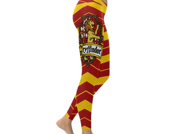 Lion Crest Leggings