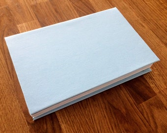 9x6 Blank Journal (100 pages, 90 lb acid-free)