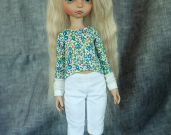 iMda 3.0 BJD top - multi/white