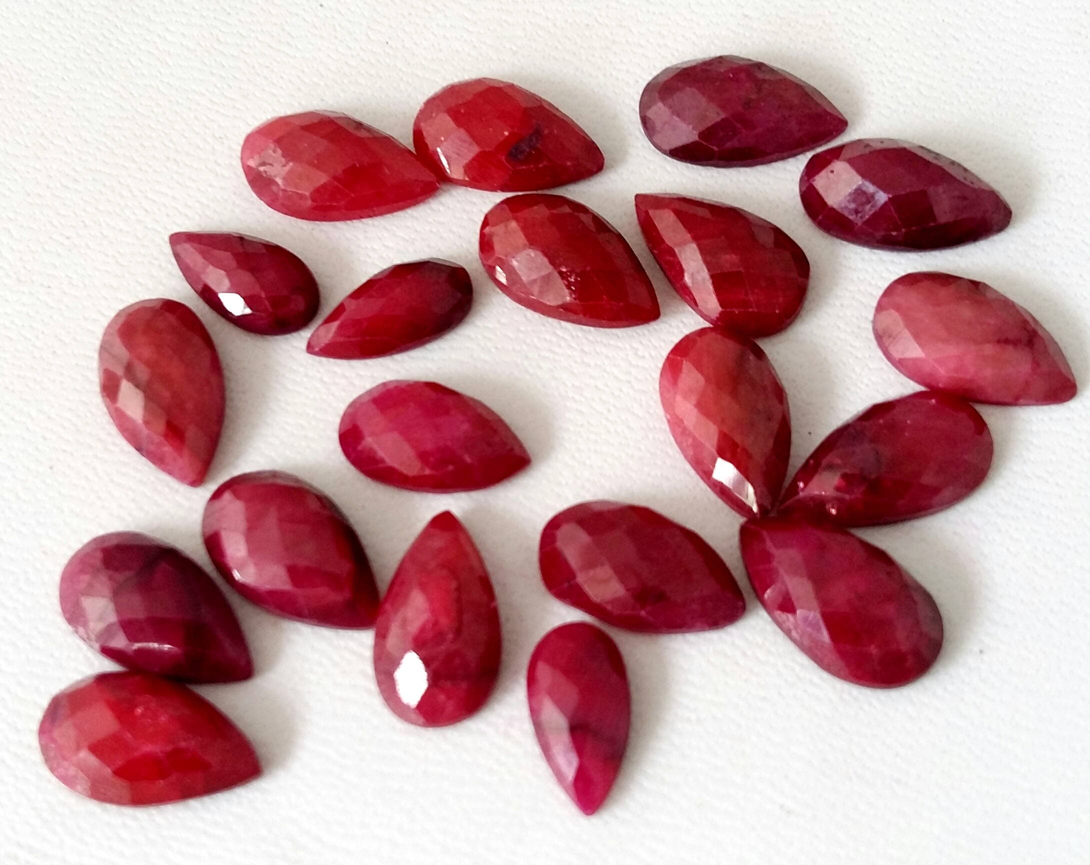 red ruby star pin stone oval cabochon gemstone this natural africa untreated