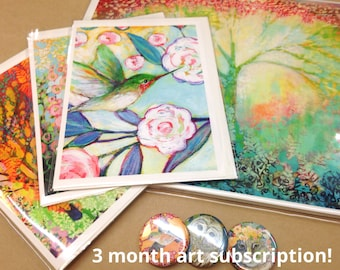 3 Month Subscription of ART from Jenlo