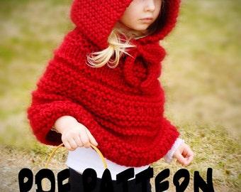 children's hooded cowl hooded cowl, children's cowl, beige cowl, hooded scarf, child's hooded scarf
