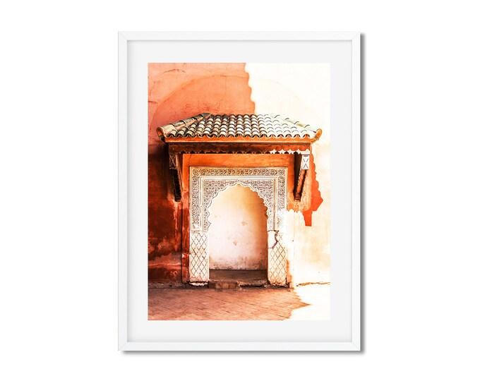 Featured listing image: Photographie Fine Art - Architecture Marocaine - Marrakech - Maroc