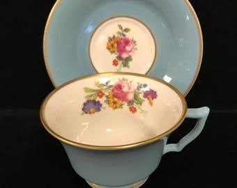 Vintage American Teacup