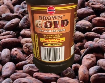 HORDS Brown Gold Cocoa