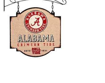 Alabama Tavern Sign With Bracket