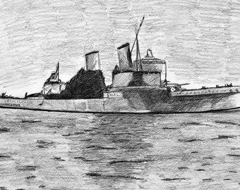 HMS Gloucester 2