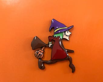 Sneaky Witch Needle Minder