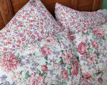 Vintage Inspired Pillowcases