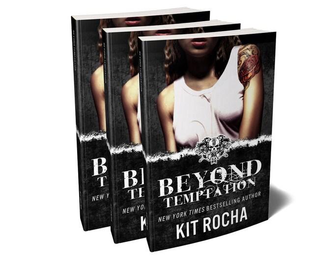 Beyond Temptation (Autographed)
