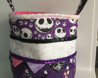 Nightmare Before Christmas  storage case