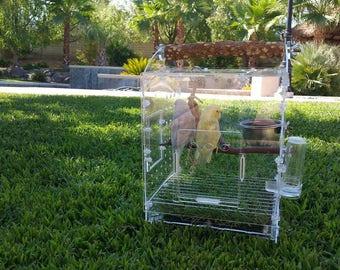 Custom Grass Mat for Medium Vision cage