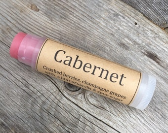Cabernet Natural Lip Balm