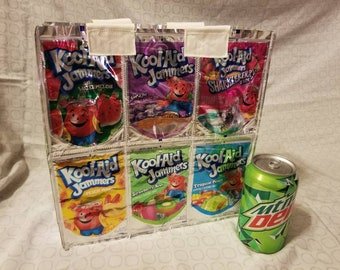 Kool aid jammer pouch bag