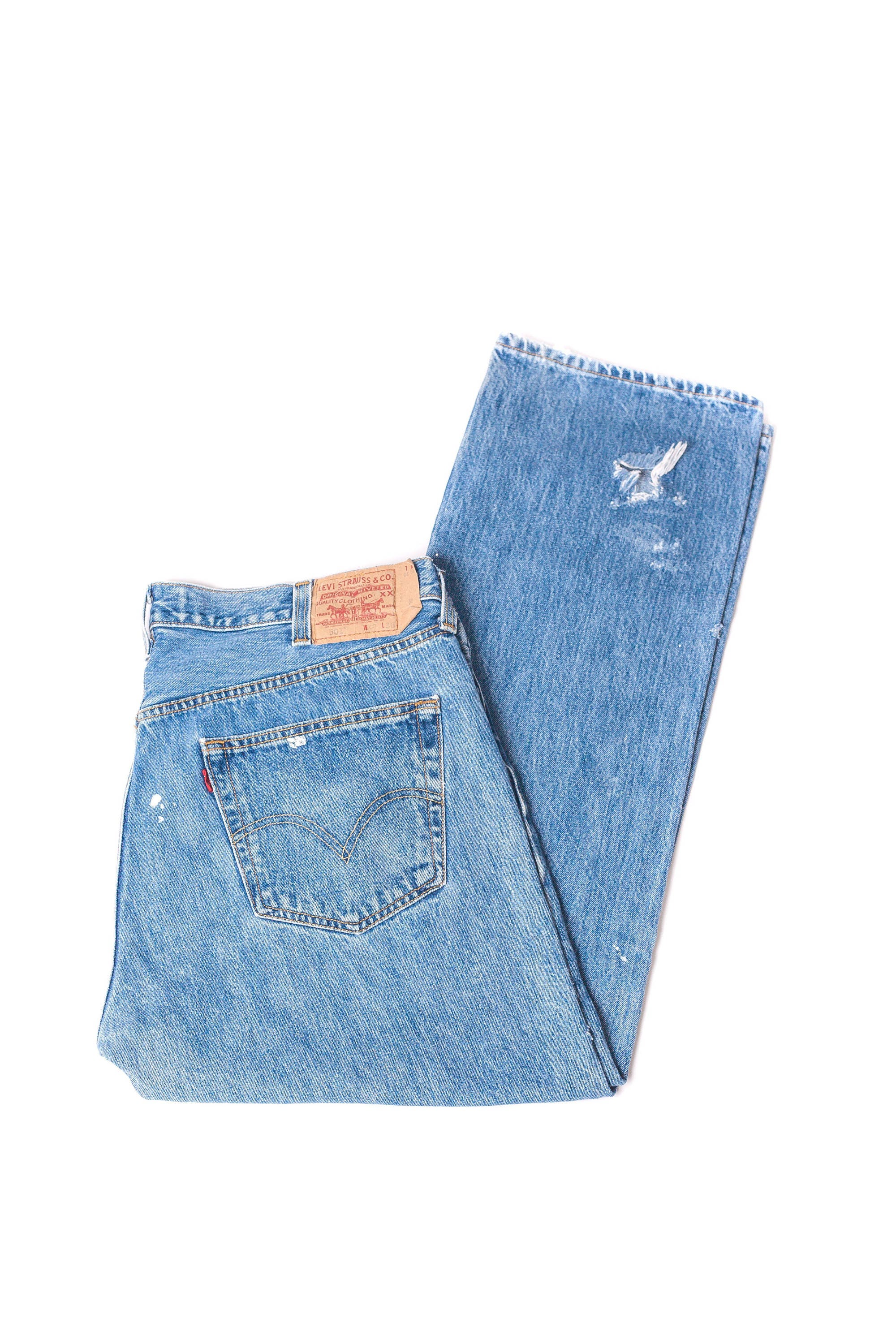 90s dad jean shorts