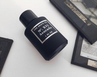 Pre-Shave Oil - Preshave Oil - Shaving Oil - Shave - Mens Grooming - Natural Skin Care - Mens Gift - Christmas Gift - Gift for Him - Men