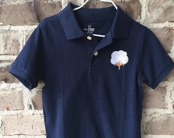 Custom Cotton Polo