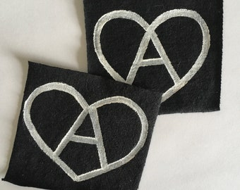 Anarchy Heart Symbol
