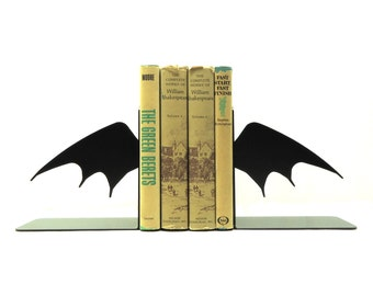 Bat Wing Bookends