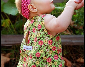 baby romper- romper- spring romper- Baby Bubble Romper- baby Easter outfit- Sunsuit- floral sunsuit- toddler romper- girl birthday outfit
