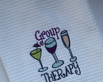 Group Therapy Towel