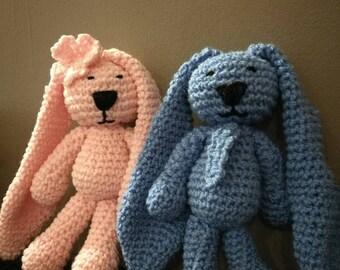 wool crochet plush toy