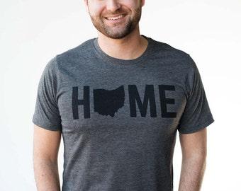 T-Shirt - Ohio HOME Men's Tee