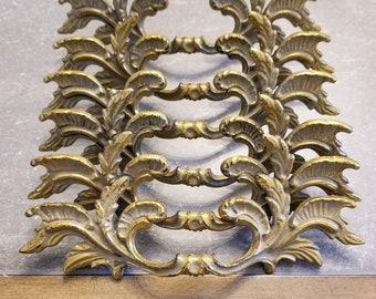 Antique French Provincial style Drawer Pulls