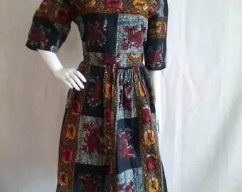 African dress, super wax dress,Kitenge dress available