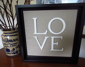 Gifts for Her Christian Wall Art Christian Home Decor Wedding Gift Anniversary Gift  Engagement Gift Love Is Patient