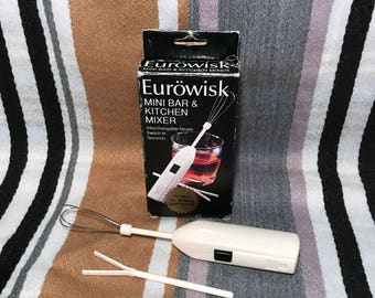 CLEARANCE! Euröwisk mini bar and kitchen mixer
