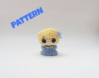 Amigurumi Girl Doll Pattern, Crochet Doll Pattern, Amigurumi Doll Pattern, Crochet Patterns, Amigurumi Pattern, Crochet Amigurumi Patterns