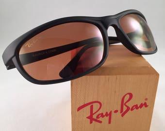 NOS Vintage Ray Ban B&L Chromax Predator PS2 Cats W2050 Driving New Sunglasses