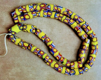 Antique Venetian Mille Fiore African Trade Beads