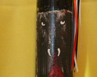 Little Red Riding Hood Spell Candle for clarity