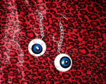 Eye See All - Eyeball Earrings