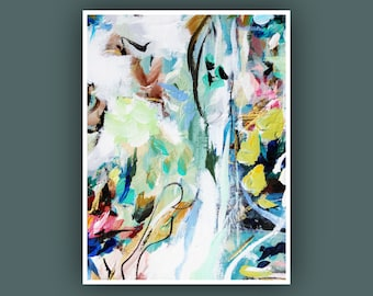 Art Prints, Contemporary art, Abstract Painting, Art Prints, Modern Abstract Painting, Abstract Art