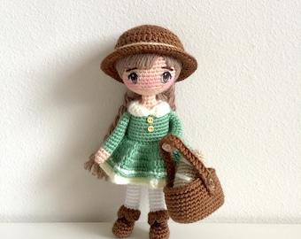 Amigurumi Doll Anime : Cute amigurumi crochet patterns dollsanimals more by sylemn
