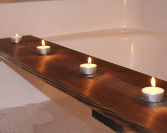 Custom Bath Tub Tray Caddy