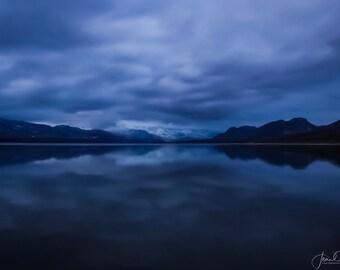 Osoyoos Lake Landscape, Fine Art