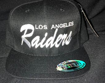 LA RAIDERS HATS