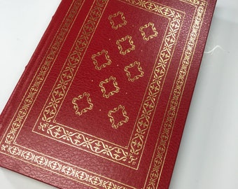 Red Christmas Journal