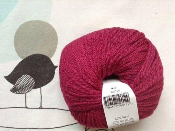 Cherry - Fonty SPORTNYL wool